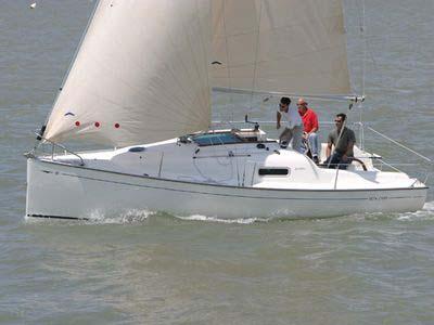 location bateau Sun 2500 DL