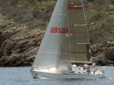 Location bateau  Sun Fast 37 Q
