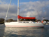location bateau Sun Fast 40.3