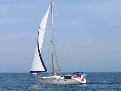 location bateau Sun Magic 44