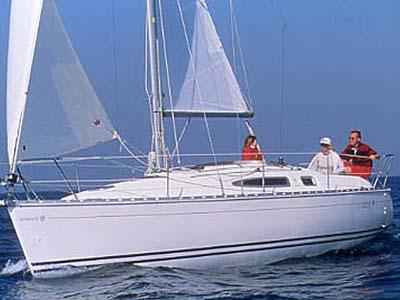 location bateau Sun Odyssey 29.2