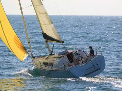 location bateau Sun Odyssey 30i