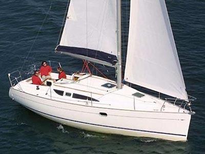 location bateau Sun Odyssey 32