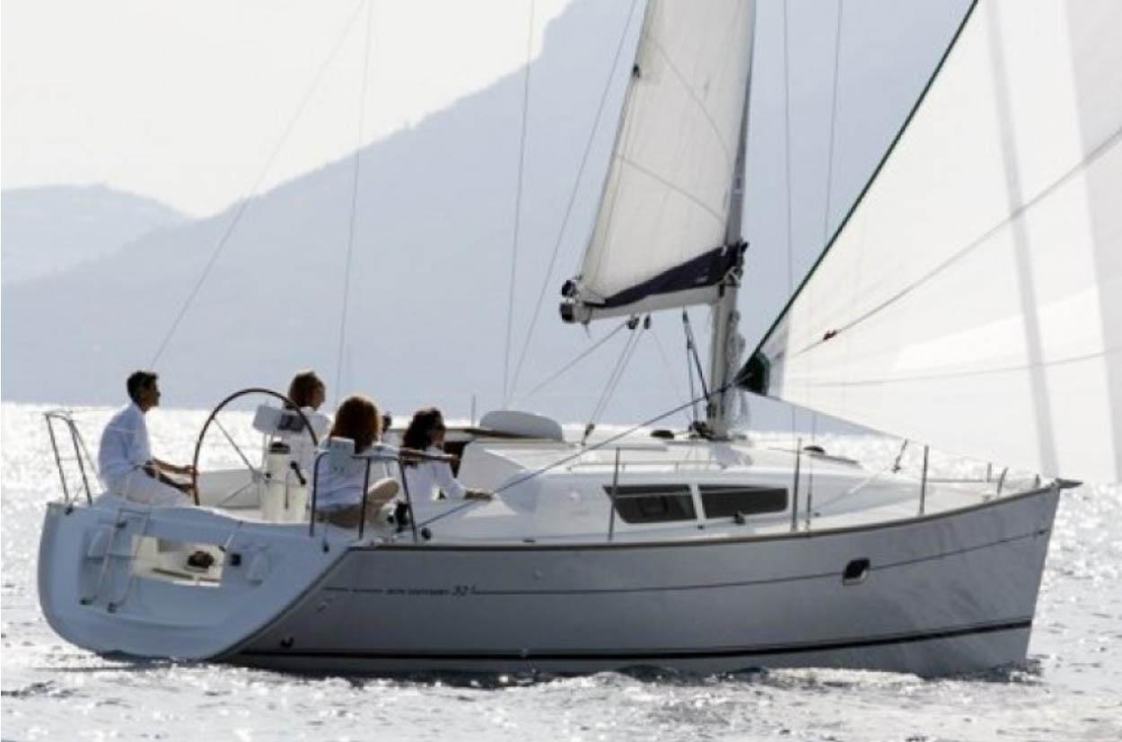 location bateau Sun Odyssey 32 i