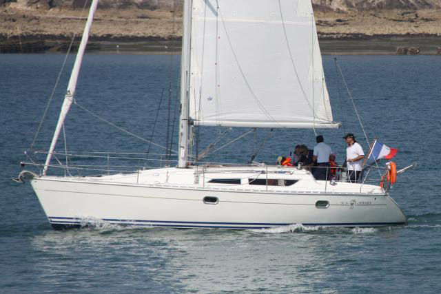 location bateau Sun Odyssey 33
