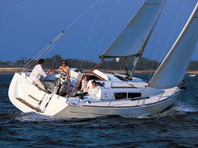 location bateau Sun Odyssey 33i DL