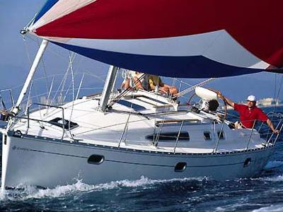 location bateau Sun Odyssey 34
