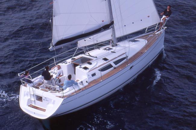 location bateau Sun Odyssey 35
