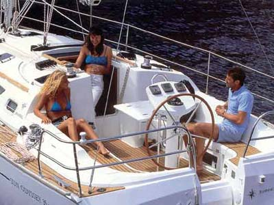 location bateau Sun Odyssey 35 D