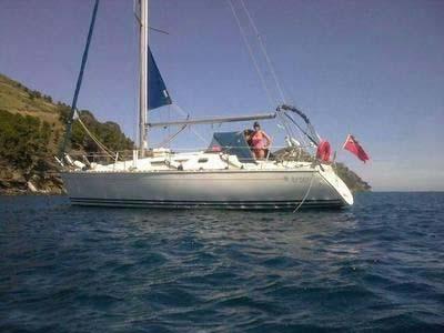 location bateau Sun Odyssey 36.2