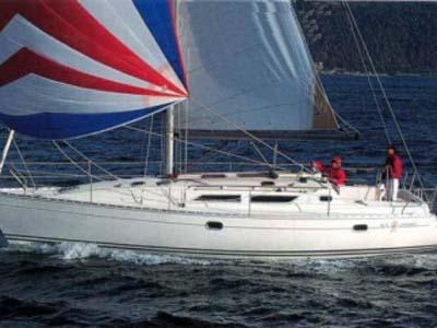 location bateau Sun Odyssey 37.1