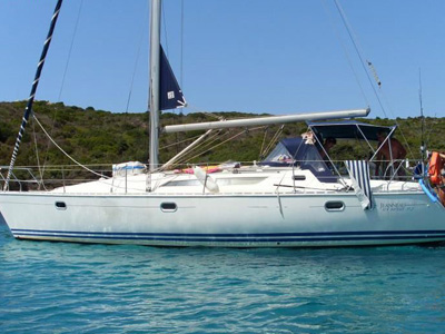 Location bateau  Sun Odyssey 37.2