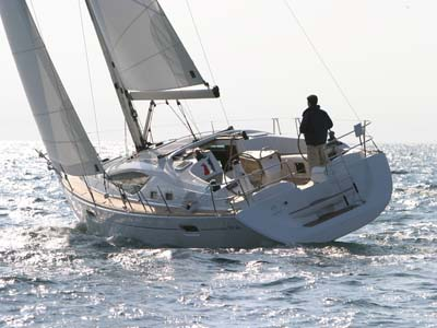 location bateau Sun Odyssey 39 DS