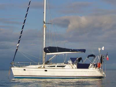location bateau Sun Odyssey 40