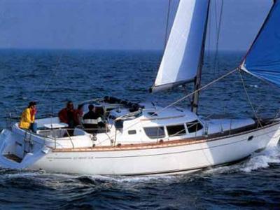 location bateau Sun Odyssey 40 DS