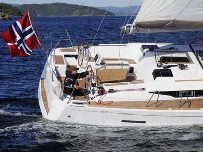 Location bateau  Sun Odyssey 409