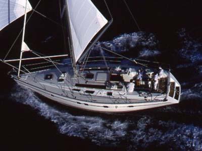location bateau Sun Odyssey 42