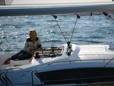 location bateau Sun Odyssey 42 DS