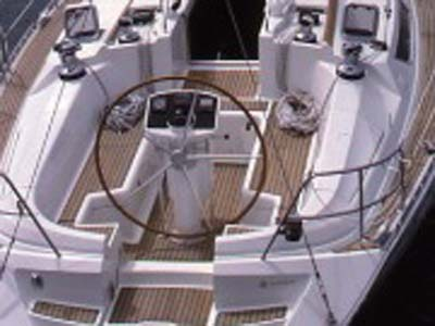 location bateau Sun Odyssey 42.1