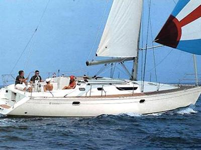 location bateau Sun Odyssey 42.2