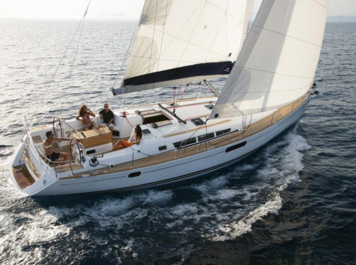 location bateau Sun Odyssey 42i