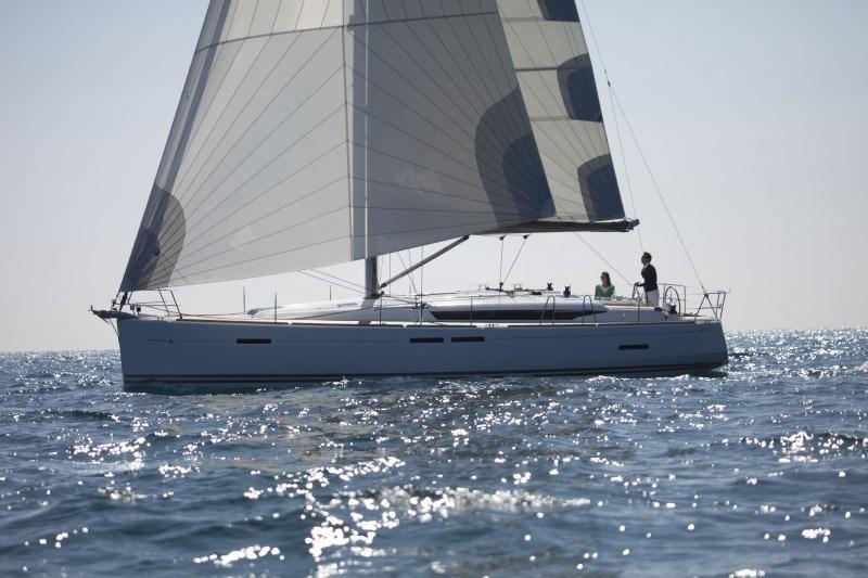 location bateau Sun Odyssey 439