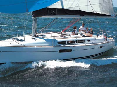 location bateau Sun Odyssey 44
