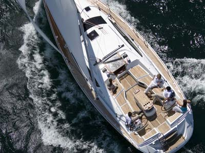 Location bateau  Sun Odyssey 45 DS