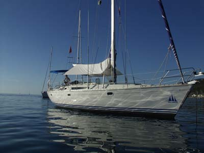 location bateau Sun Odyssey 45.1