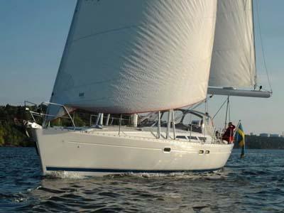 location bateau Sun Odyssey 47