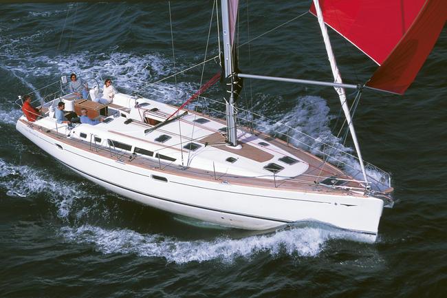 location bateau Sun Odyssey 49