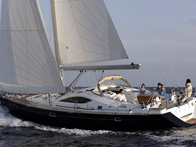 location bateau Sun Odyssey 49 DS