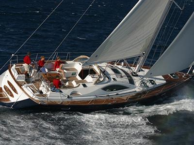 location bateau Sun Odyssey 54 DS