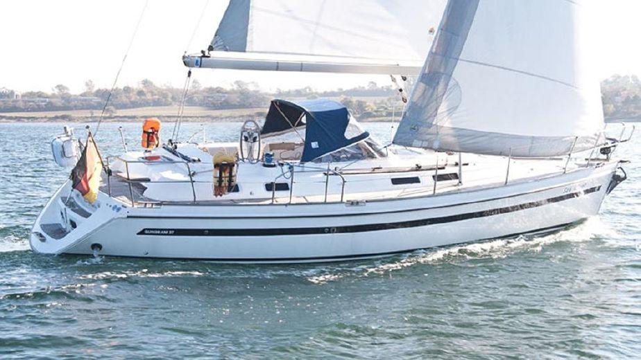 location bateau Sunbeam 37