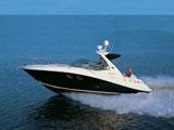 location bateau Sundancer 335
