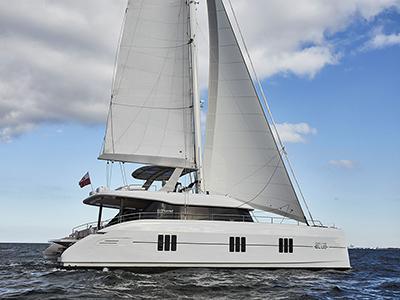 location bateau Sunreef 60