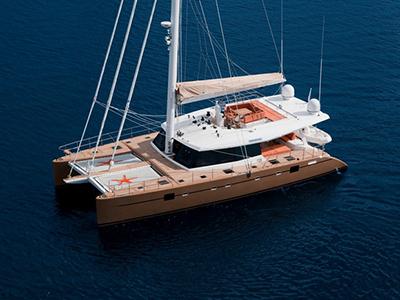 location bateau Sunreef 62