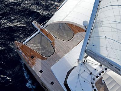 Location bateau  Sunreef 70