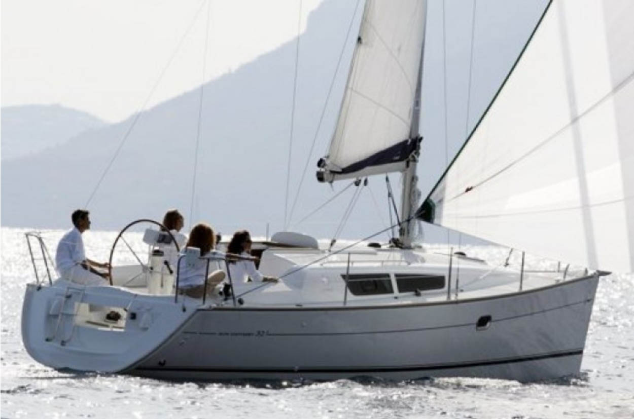 location bateau Sunsail Sun Odyssey 32i