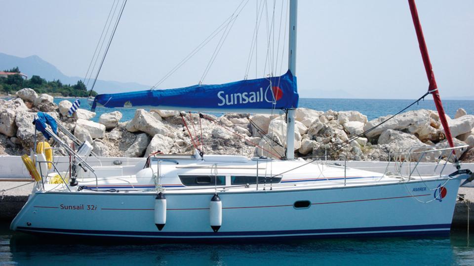 Sunsail Sun Odyssey 32i