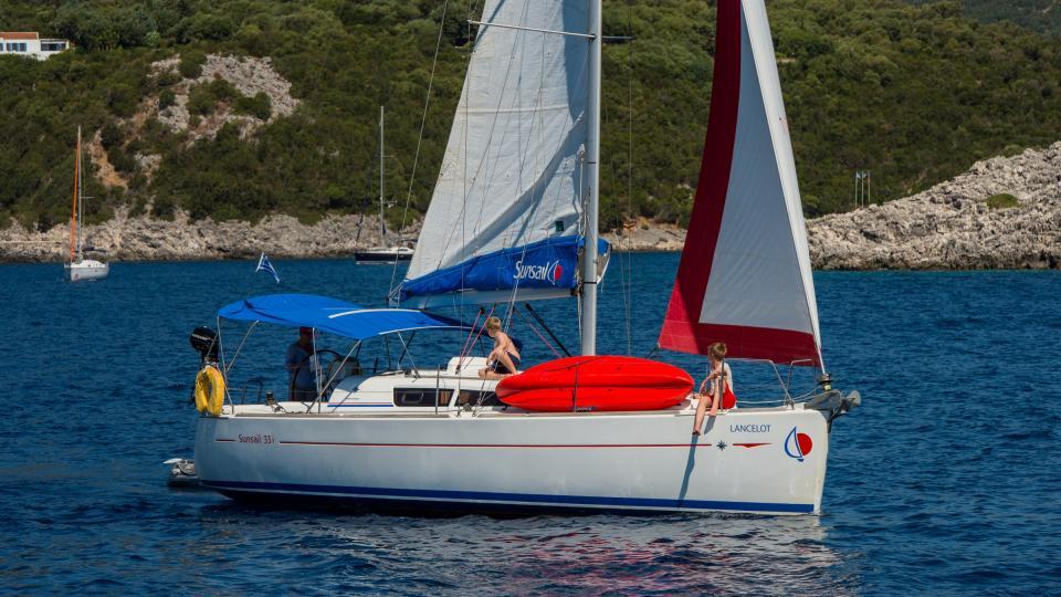 location bateau Sunsail Sun Odyssey 33i