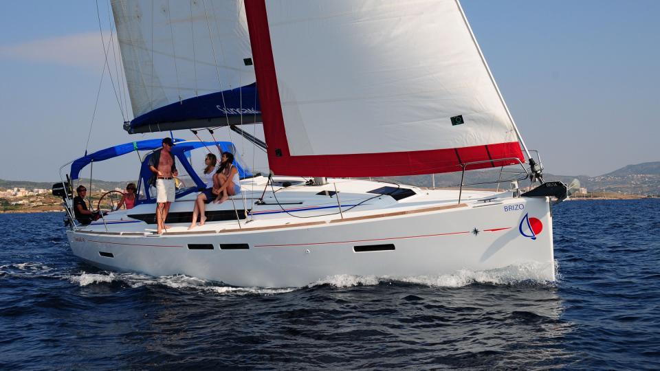 location bateau Sunsail Sun Odyssey 409