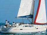 location bateau Sunsail 42i