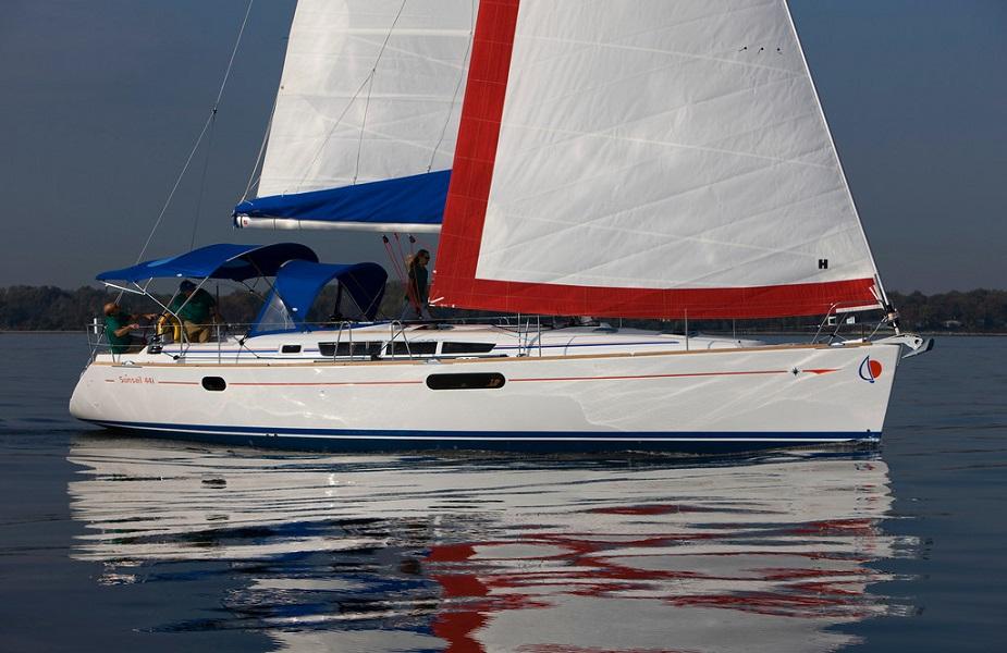 location bateau Sunsail Sun Odyssey 44i