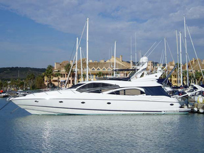 äußere Sunseeker Manhattan 64