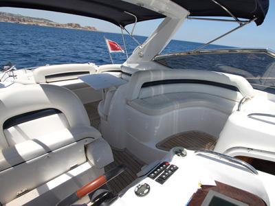 Location bateau  Sunseeker Portofino 46