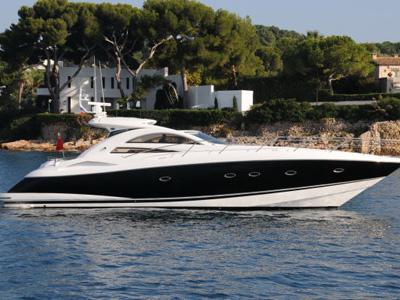 Location bateau  Sunseeker Portofino 53