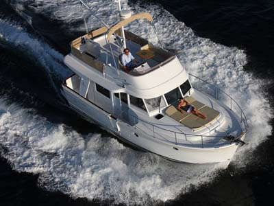äußere Swift Trawler 34