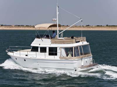 location bateau Swift Trawler 34