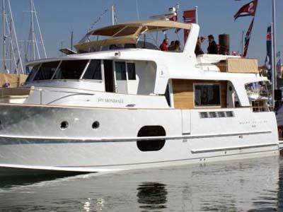 äußere Swift Trawler 42